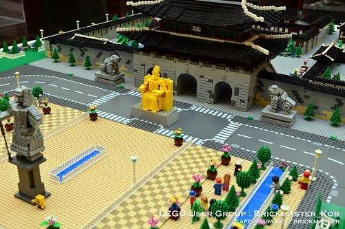 LEGO Kyungbok-gung(palace)