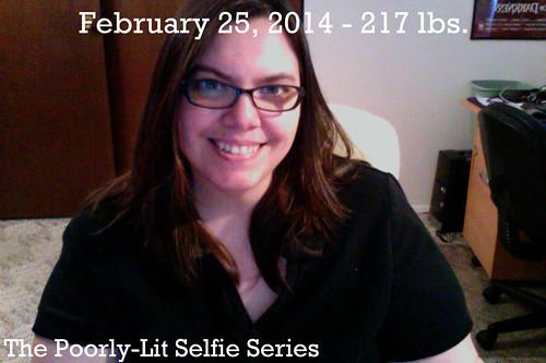 Feb 25 2013 Selfie