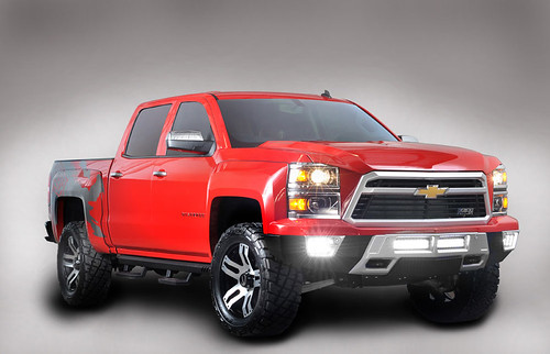 Chevy Reaper: Monster Truck de Chevrolet