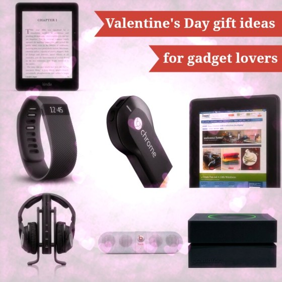 Valentine's Day gift ideas for gadget lovers among us