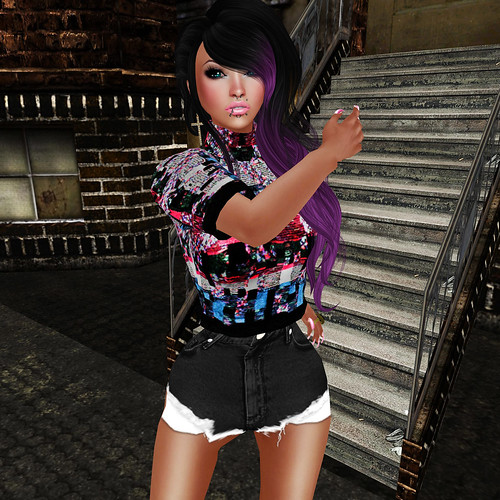 FASHION FEATURE: COOGI COLOR BLOCK SET BY: HIGHRIZE