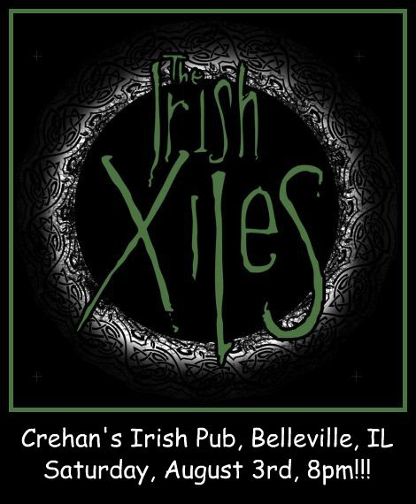Irish Xiles 8-3-13