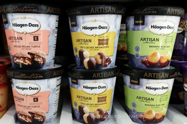 Ha?agen-Dazs Artisan Collection