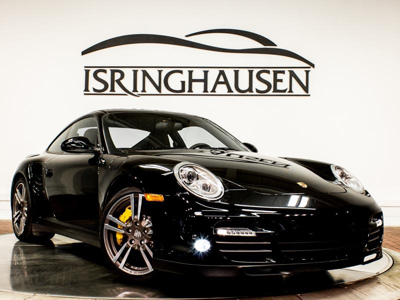 Cpo 2011 Porsche 911 Turbo S Coupe Turbo Ii Wheels Xm