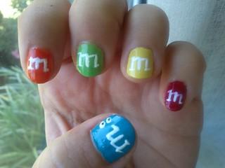 Manicura M&M