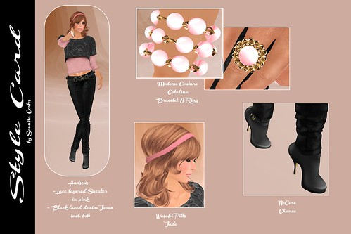 Stylecard Hudson's Fall 2013