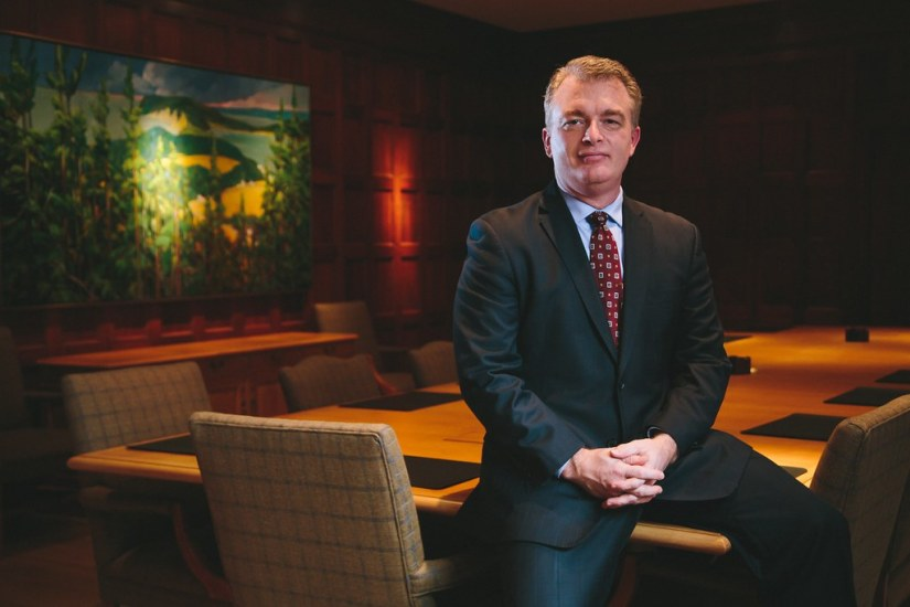 Irving CEO - Paul Browning