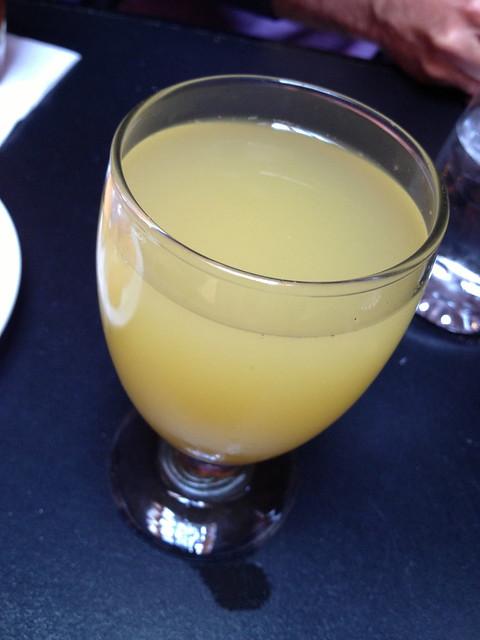 Mimosa - Balancoire