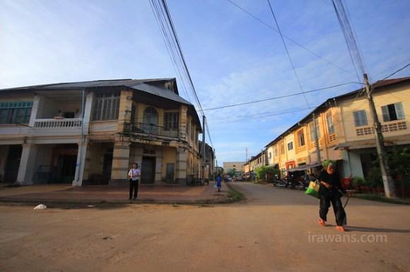 Kampot Old Buildings