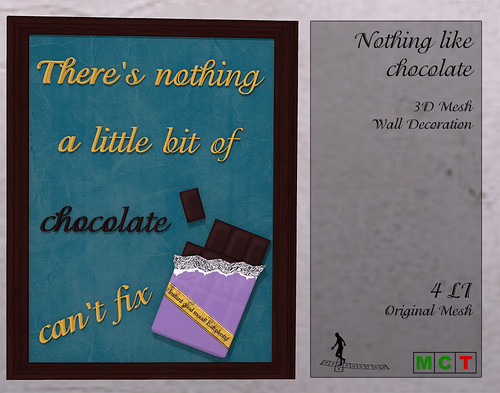Coming soon - Nothing Like Chocolate