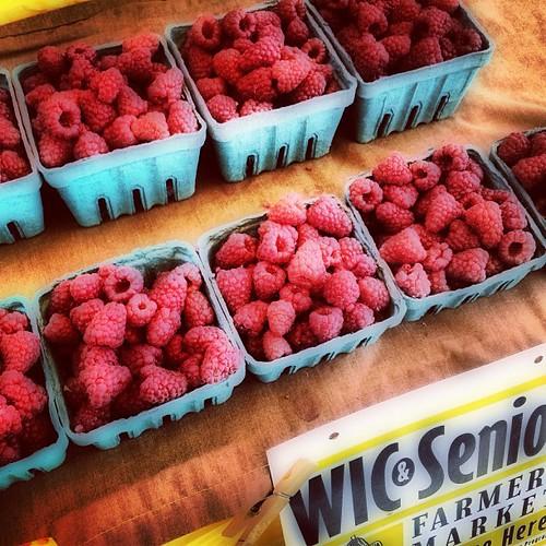 Farmers Market - Fairhaven WA by @MySoDotCom