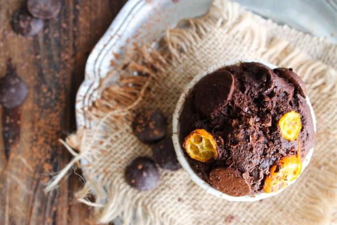 Muffins chocolat maison