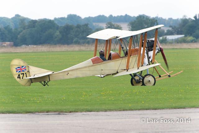 BE-2c (BIggles Biplane)