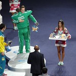 VDB and Zorzi gold and bronze at BCN2013