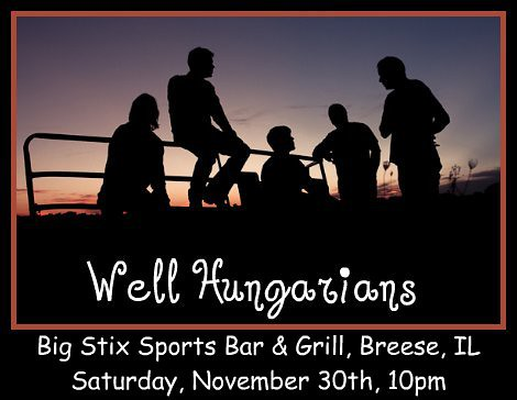 Well Hungarians 11-30-13