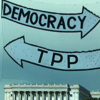 The TPP Is the Wrong Direction for Democracy
