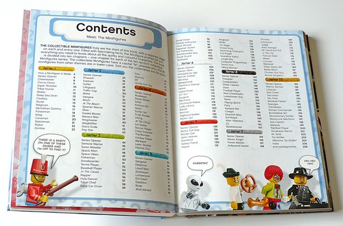 LEGO Minifigures Character Encyclopedia 03