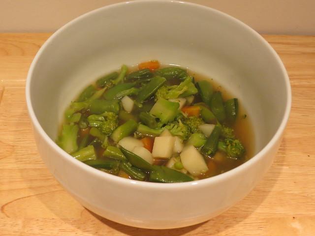 Cooking: Zen vegetable chowder