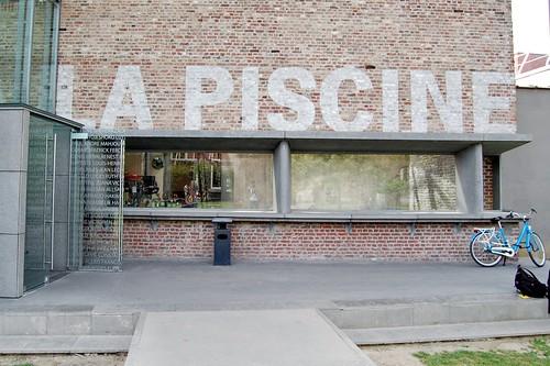 Roubaix, La Piscine