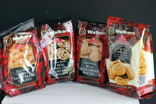 Walkers Shortbread Minis