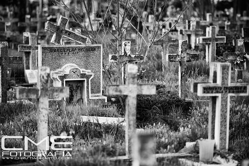 Cementerio Chile by Christyan Martos