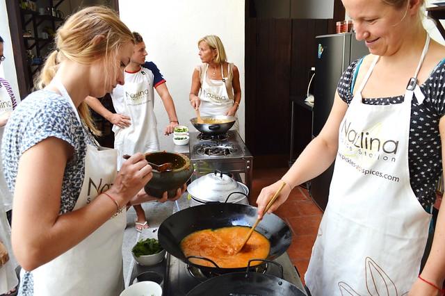 katie cooking penang
