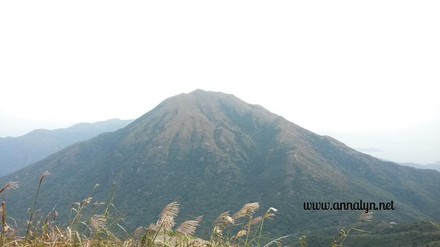 Road to Lantau Peak