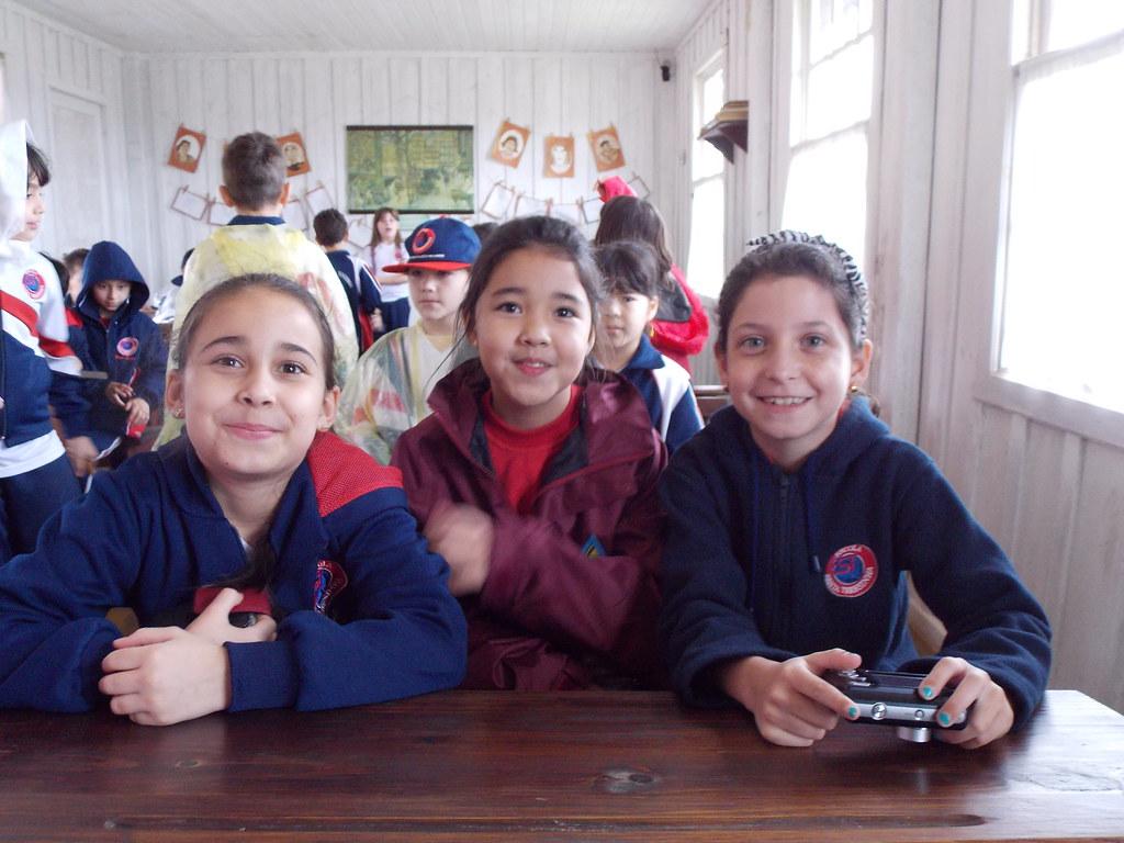 Alunos do 3º ano - Escola Santa Teresinha