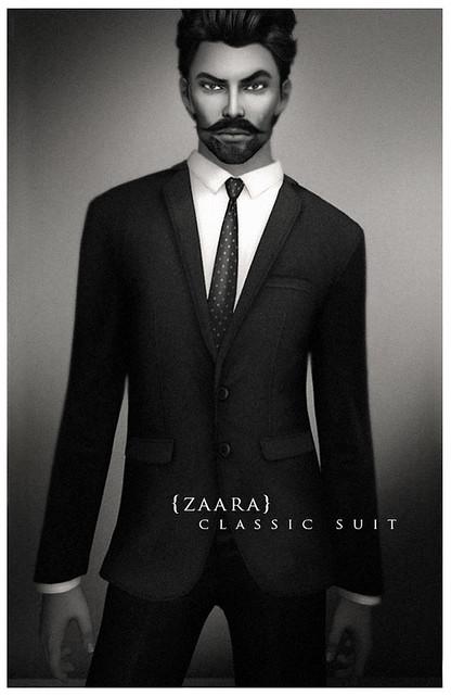 Zaara : Classic suit