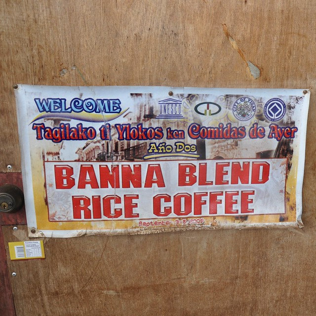 Banna Blend Rice Coffee Warehouse