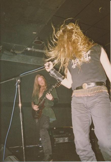 Borknagar 1998- Øystein and ICS Vortex