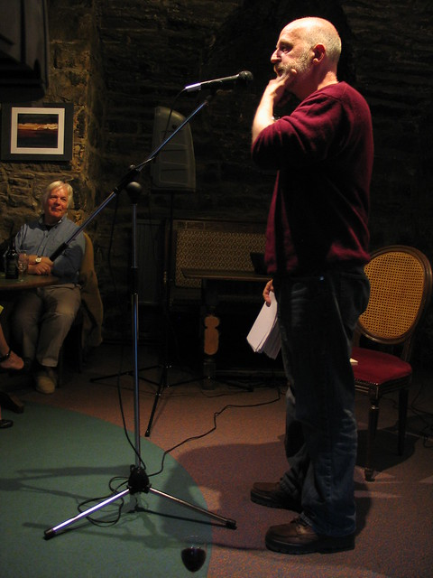 Don Paterson at Shore Poets June 2013