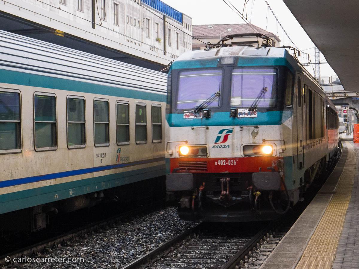 Estación de Padua