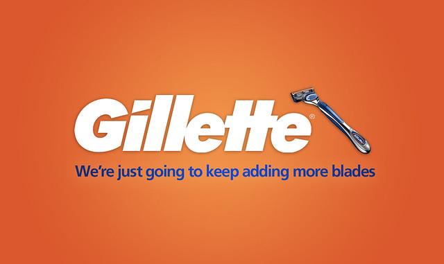 Honnest Slogans - Gillette