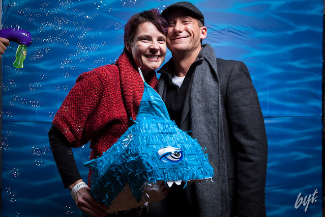 Artisphere hosts the premiere of The Adventures of Alvin Sputnik: Deep Sea Explorer in Rosslyn, Virginia on February 6th, 2014.