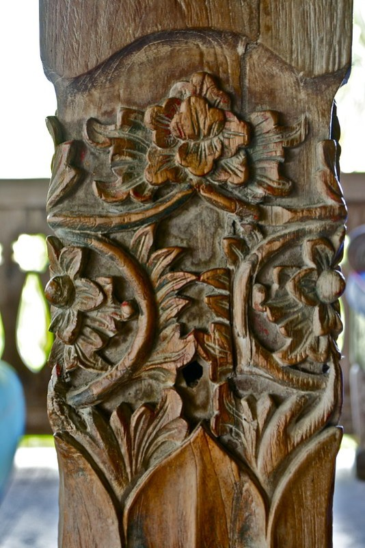 Balinese Carving