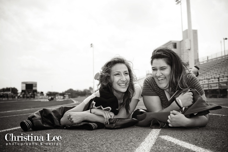 Roxi & Isabella Senior Budy Session