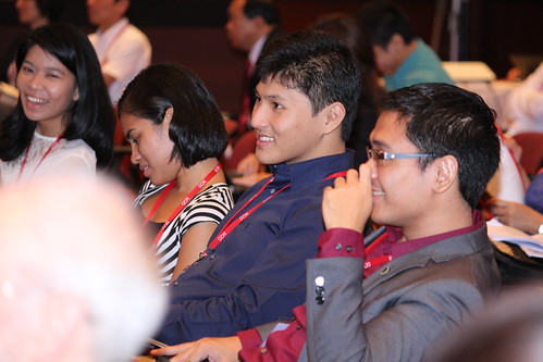 Participants during the GDN 14th Annual conference
