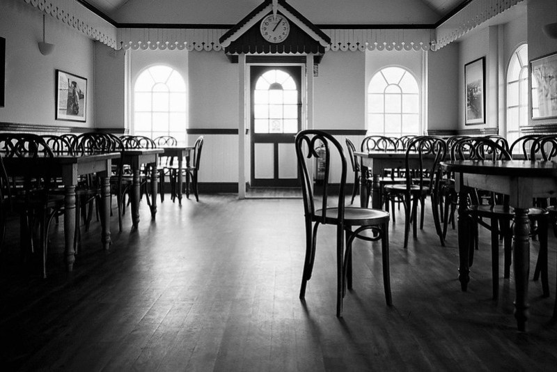 Fairbourne cafe
