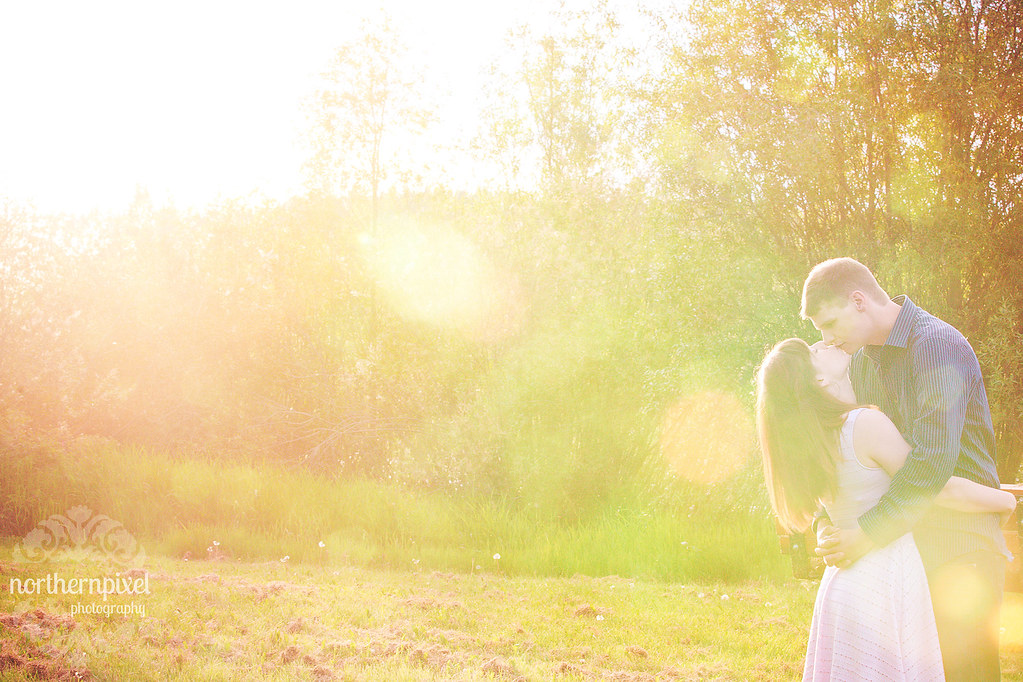 Engagement Sunflare