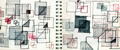 Emilio Nanni -quadro quadrato quadrare
