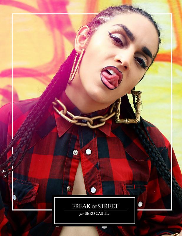 SBRO CASTIL: Freak of Street