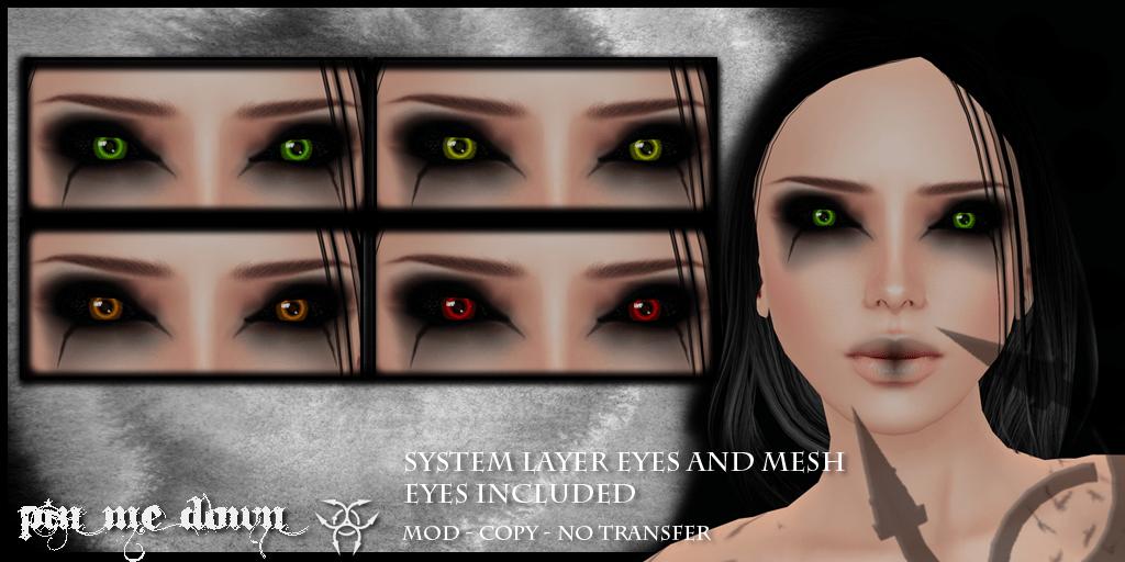 PMD - Vibrant Eyes set 2