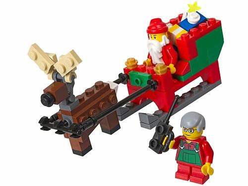 40059 Santa's Sleigh