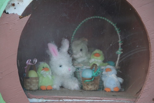 Easter Bunny's Home
