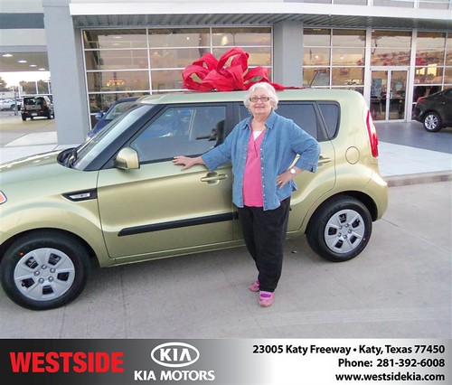 #HappyBirthday to Janice Weller from Damon Clayton  and everyone at Westside Kia! by Westside KIA