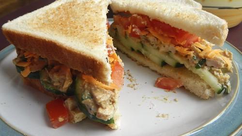 Spicy Chicken Salad 12