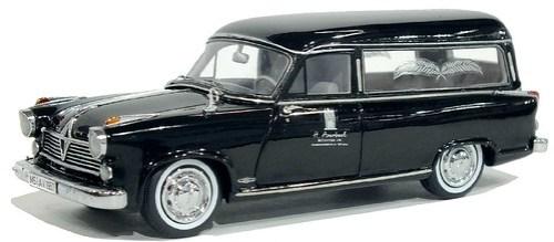 NEO Borgward Hansa 2400 carro funebre