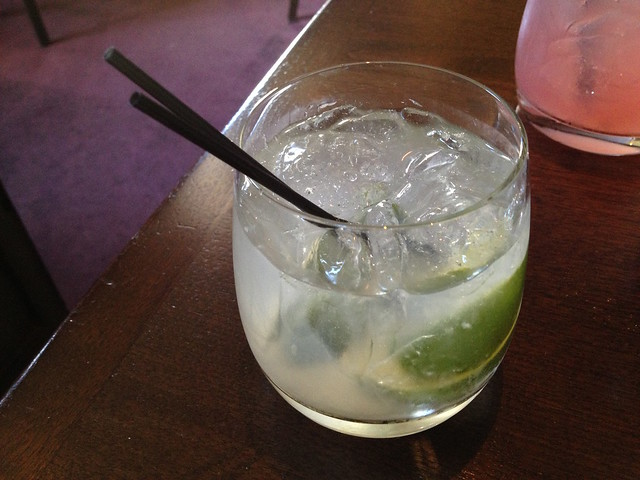 Caipirinha - Eureka Restaurant and Lounge