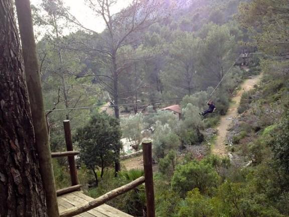 La Reserva del Puig de Galatzo, Mallorca